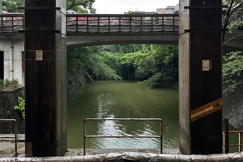 飯田橋駅プラットホームにて 2021年7月2日_d0123571_22142860.jpg
