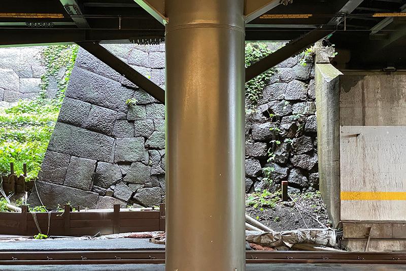 飯田橋駅プラットホームにて 2021年7月2日_d0123571_22155403.jpg