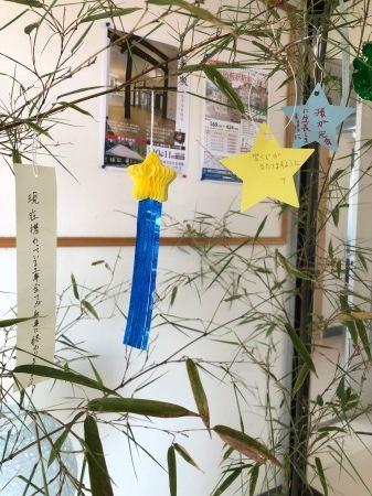 『七夕だよ!笹に願いを!』 奥州いえ博 伸和ハウス展示場で開催中!_e0150787_11345333.jpg