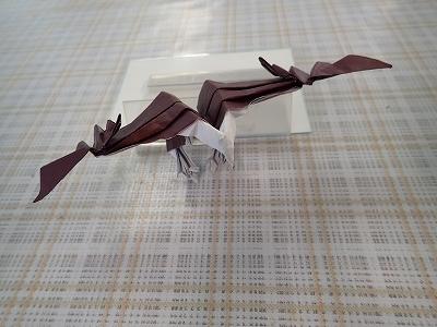 いけばなに続くは「折り紙展」_f0203094_10525794.jpg