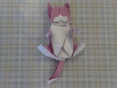 いけばなに続くは「折り紙展」_f0203094_10530465.jpg