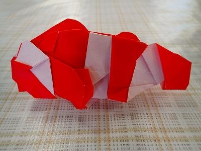 いけばなに続くは「折り紙展」_f0203094_10531741.jpg