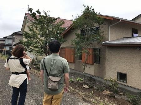 猫と自然と暮らす家、完成見学会を開催しました。_a0059217_18574729.jpg