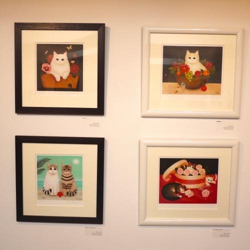 猫の手を借りた絵画展_b0236186_10364008.jpeg