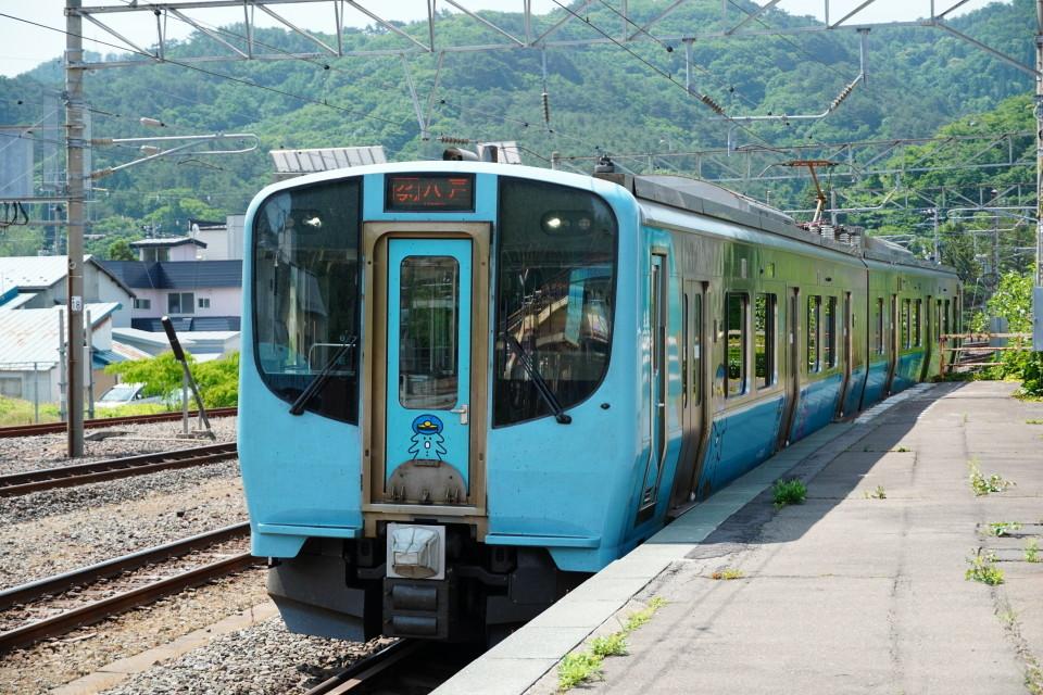 「フルーティアいわて」と青い森鉄道の旅_a0385725_07291529.jpg