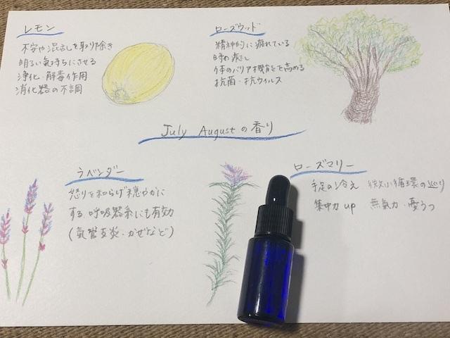 サロン内の香り_d0158149_17292247.jpeg