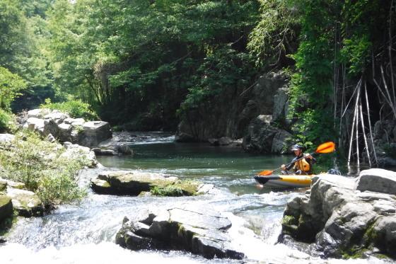 槻川・嵐山渓谷ツアー_b0225495_23003965.jpg