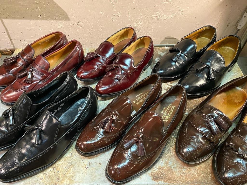 7月10日(土)大阪店スーペリア&ヴィンT入荷日‼ #5 Leather Shoes&Belt編!! Florsheim,Bostonian,Johnston&Murphy&Allen Edmonds_c0078587_15445188.jpg
