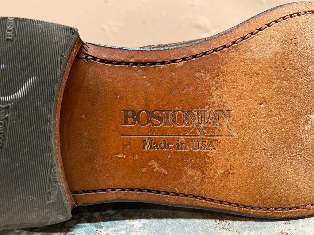 7月10日(土)大阪店スーペリア&ヴィンT入荷日‼ #5 Leather Shoes&Belt編!! Florsheim,Bostonian,Johnston&Murphy&Allen Edmonds_c0078587_15462024.jpg