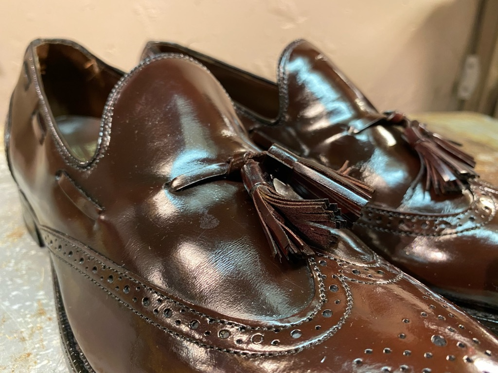 7月10日(土)大阪店スーペリア&ヴィンT入荷日‼ #5 Leather Shoes&Belt編!! Florsheim,Bostonian,Johnston&Murphy&Allen Edmonds_c0078587_15462320.jpg