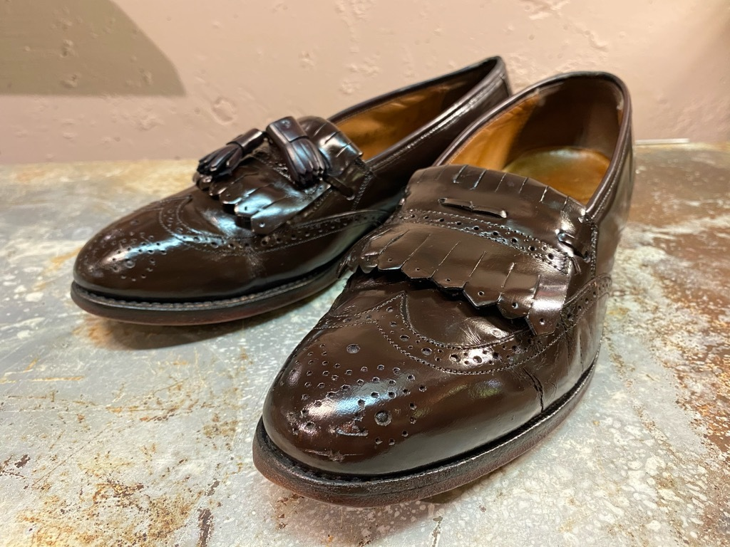 7月10日(土)大阪店スーペリア&ヴィンT入荷日‼ #5 Leather Shoes&Belt編!! Florsheim,Bostonian,Johnston&Murphy&Allen Edmonds_c0078587_15480932.jpg