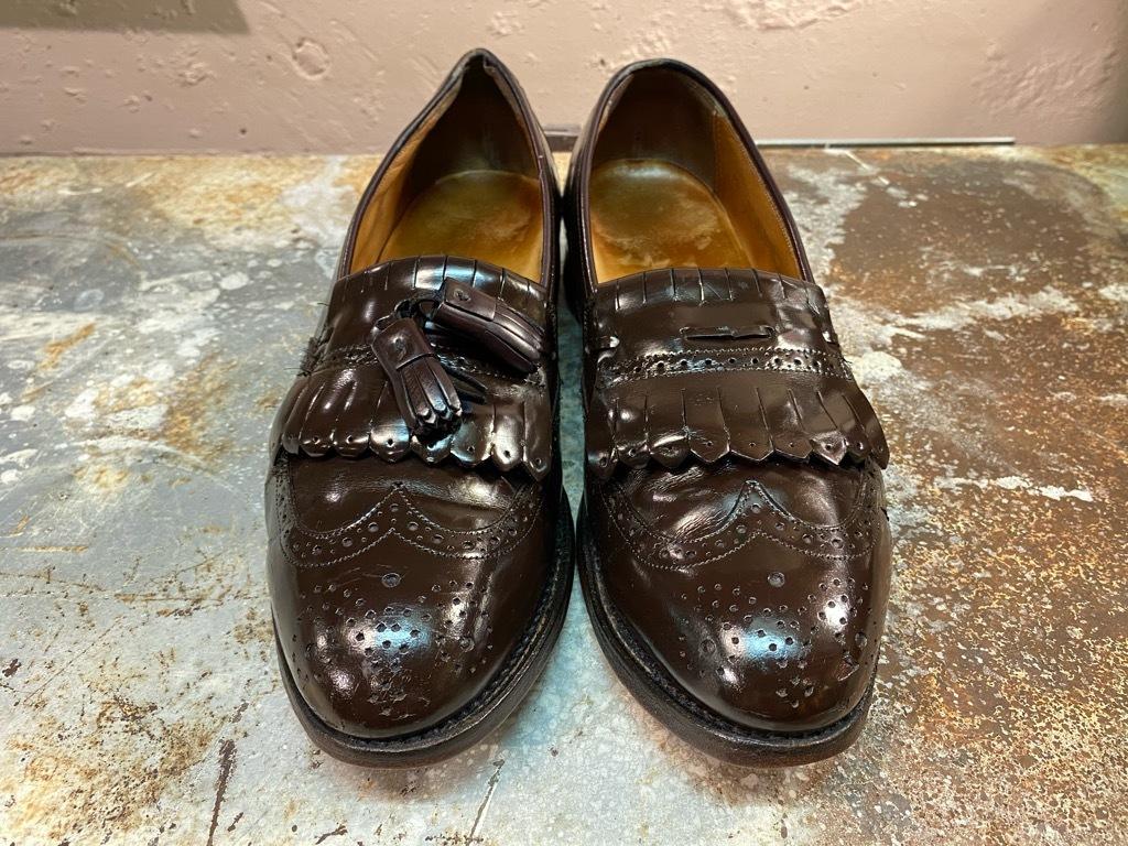 7月10日(土)大阪店スーペリア&ヴィンT入荷日‼ #5 Leather Shoes&Belt編!! Florsheim,Bostonian,Johnston&Murphy&Allen Edmonds_c0078587_15481182.jpg