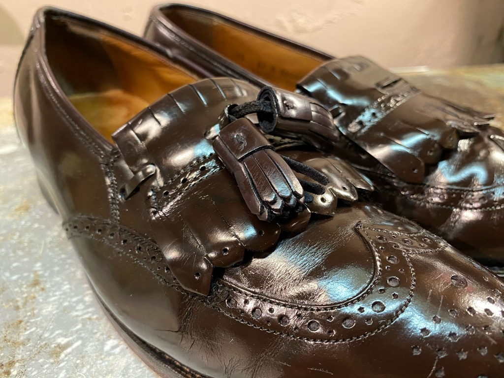 7月10日(土)大阪店スーペリア&ヴィンT入荷日‼ #5 Leather Shoes&Belt編!! Florsheim,Bostonian,Johnston&Murphy&Allen Edmonds_c0078587_15482060.jpg