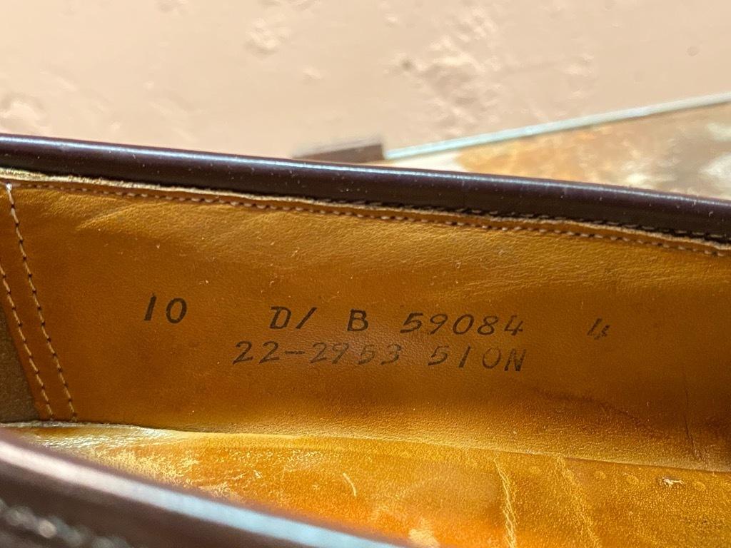 7月10日(土)大阪店スーペリア&ヴィンT入荷日‼ #5 Leather Shoes&Belt編!! Florsheim,Bostonian,Johnston&Murphy&Allen Edmonds_c0078587_15482432.jpg