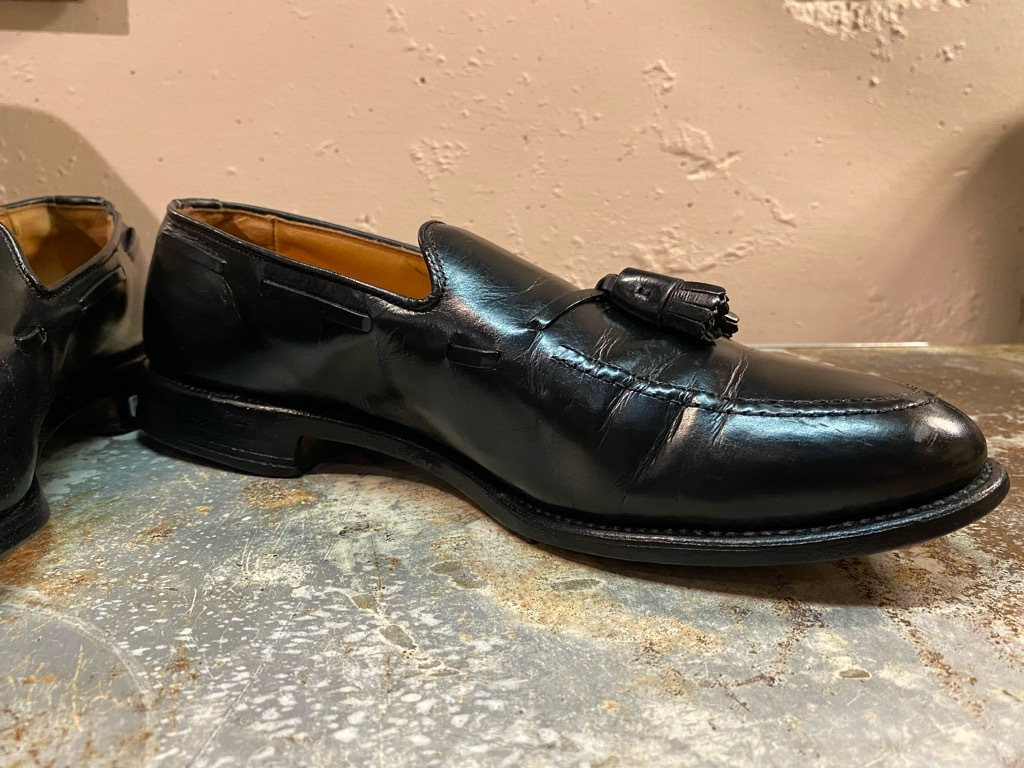 7月10日(土)大阪店スーペリア&ヴィンT入荷日‼ #5 Leather Shoes&Belt編!! Florsheim,Bostonian,Johnston&Murphy&Allen Edmonds_c0078587_15492757.jpg