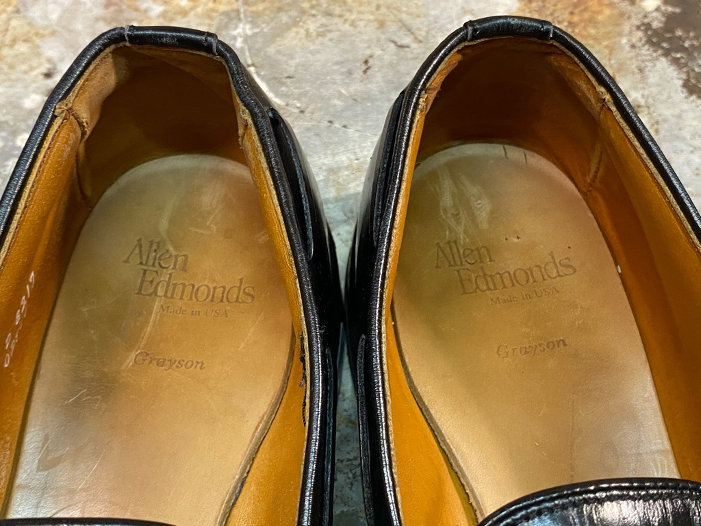 7月10日(土)大阪店スーペリア&ヴィンT入荷日‼ #5 Leather Shoes&Belt編!! Florsheim,Bostonian,Johnston&Murphy&Allen Edmonds_c0078587_15493144.jpg