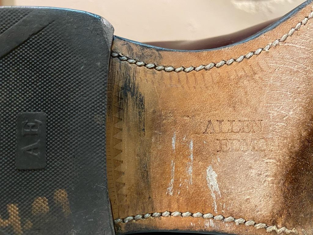 7月10日(土)大阪店スーペリア&ヴィンT入荷日‼ #5 Leather Shoes&Belt編!! Florsheim,Bostonian,Johnston&Murphy&Allen Edmonds_c0078587_15502823.jpg