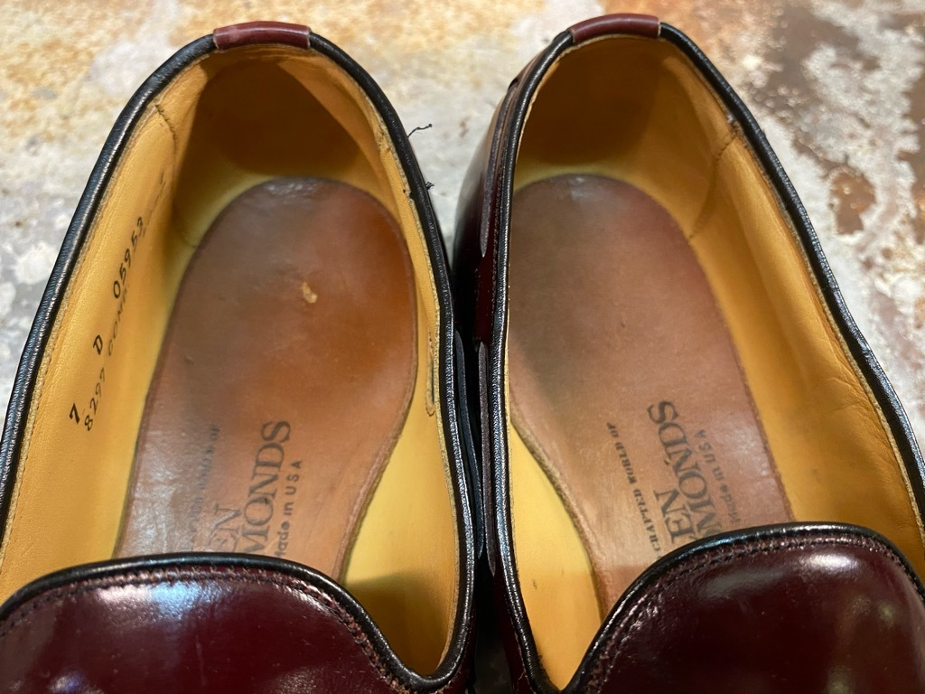 7月10日(土)大阪店スーペリア&ヴィンT入荷日‼ #5 Leather Shoes&Belt編!! Florsheim,Bostonian,Johnston&Murphy&Allen Edmonds_c0078587_15502975.jpg