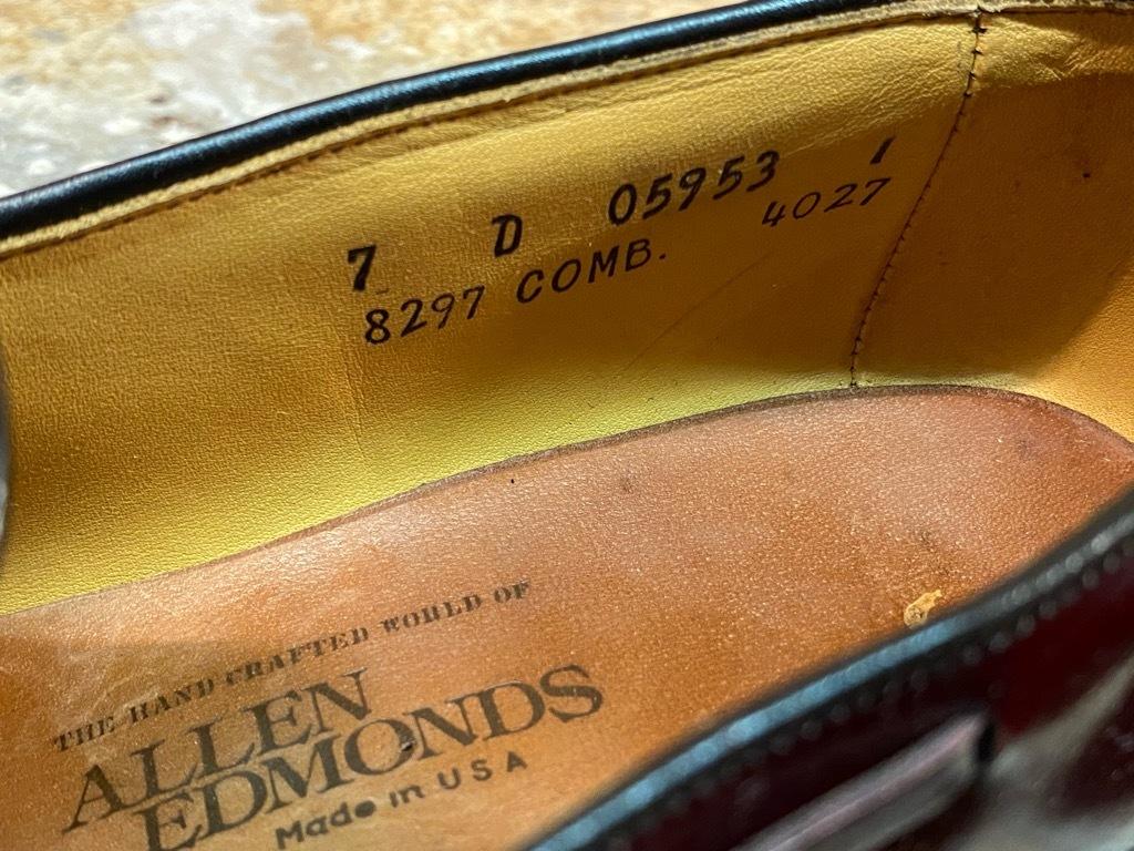 7月10日(土)大阪店スーペリア&ヴィンT入荷日‼ #5 Leather Shoes&Belt編!! Florsheim,Bostonian,Johnston&Murphy&Allen Edmonds_c0078587_15503311.jpg