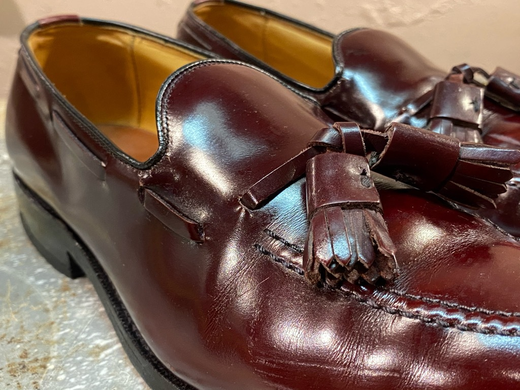 7月10日(土)大阪店スーペリア&ヴィンT入荷日‼ #5 Leather Shoes&Belt編!! Florsheim,Bostonian,Johnston&Murphy&Allen Edmonds_c0078587_15503677.jpg