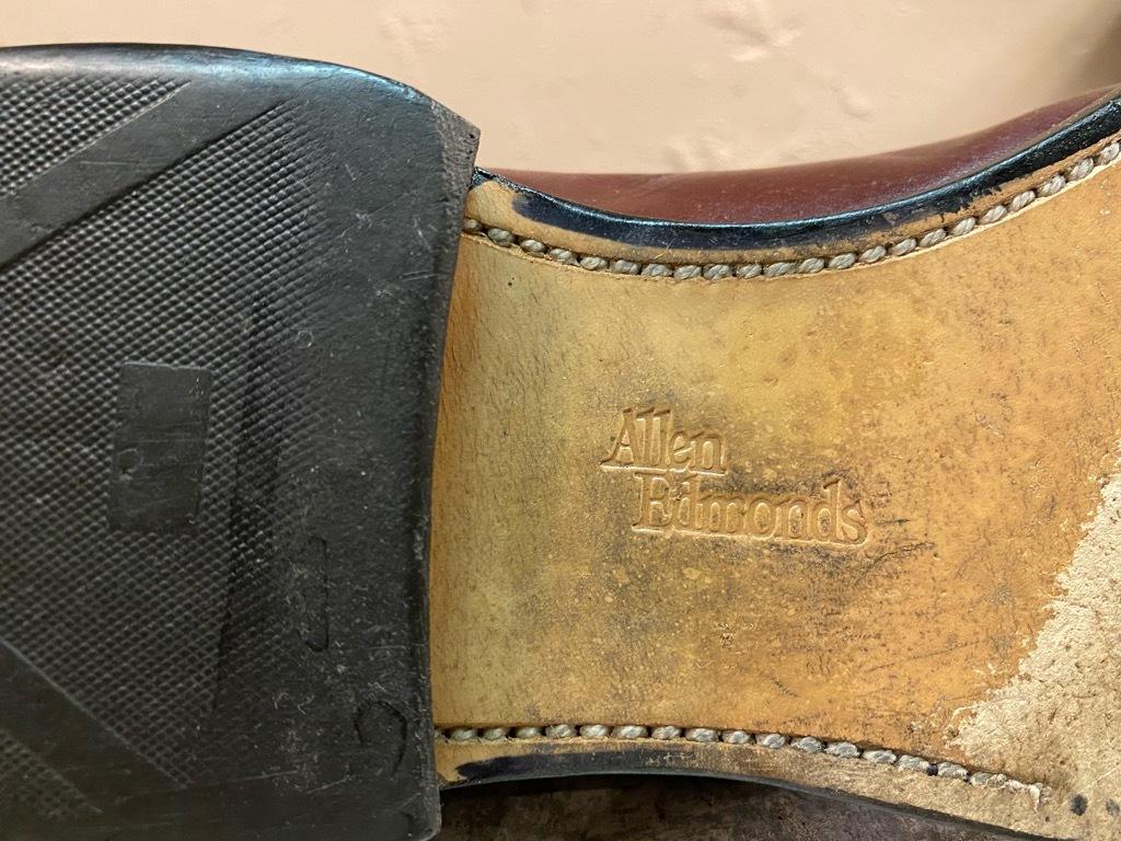 7月10日(土)大阪店スーペリア&ヴィンT入荷日‼ #5 Leather Shoes&Belt編!! Florsheim,Bostonian,Johnston&Murphy&Allen Edmonds_c0078587_15513079.jpg
