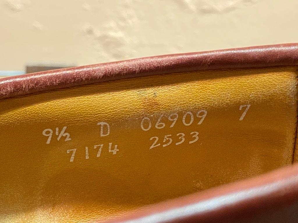 7月10日(土)大阪店スーペリア&ヴィンT入荷日‼ #5 Leather Shoes&Belt編!! Florsheim,Bostonian,Johnston&Murphy&Allen Edmonds_c0078587_15513325.jpg