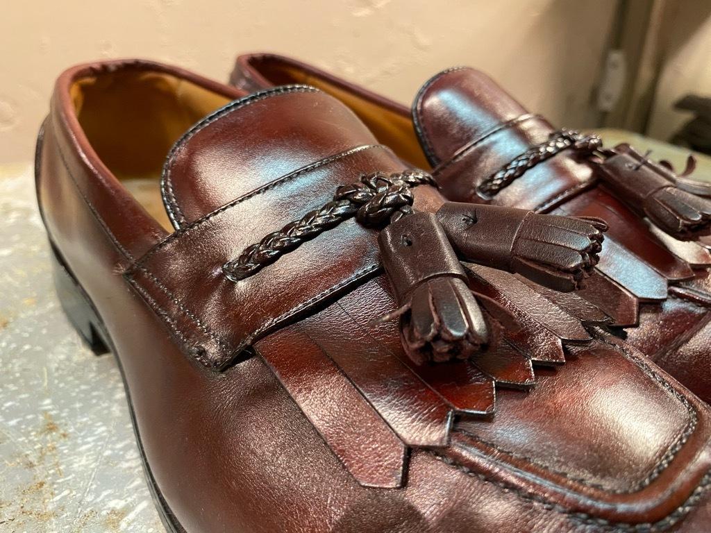 7月10日(土)大阪店スーペリア&ヴィンT入荷日‼ #5 Leather Shoes&Belt編!! Florsheim,Bostonian,Johnston&Murphy&Allen Edmonds_c0078587_15513862.jpg