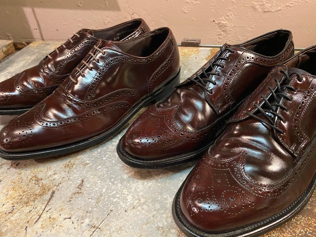 7月10日(土)大阪店スーペリア&ヴィンT入荷日‼ #5 Leather Shoes&Belt編!! Florsheim,Bostonian,Johnston&Murphy&Allen Edmonds_c0078587_15555420.jpg