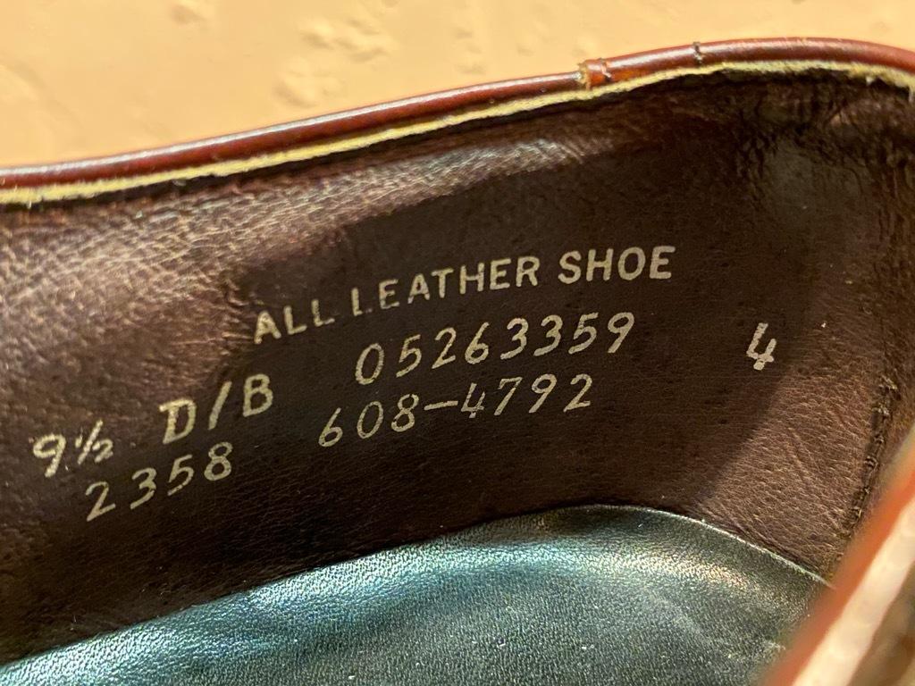 7月10日(土)大阪店スーペリア&ヴィンT入荷日‼ #5 Leather Shoes&Belt編!! Florsheim,Bostonian,Johnston&Murphy&Allen Edmonds_c0078587_15561679.jpg