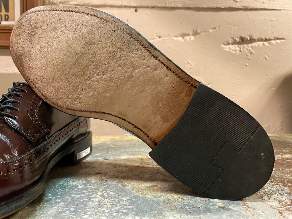 7月10日(土)大阪店スーペリア&ヴィンT入荷日‼ #5 Leather Shoes&Belt編!! Florsheim,Bostonian,Johnston&Murphy&Allen Edmonds_c0078587_15572331.jpg