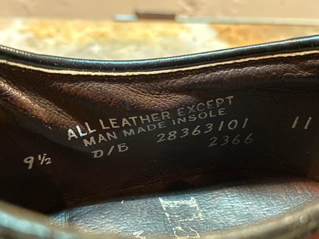 7月10日(土)大阪店スーペリア&ヴィンT入荷日‼ #5 Leather Shoes&Belt編!! Florsheim,Bostonian,Johnston&Murphy&Allen Edmonds_c0078587_15572620.jpg