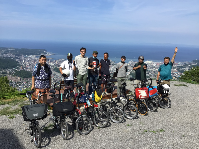 HECC 北海道エコサイクリングクラブ 2021小樽ポタリング日帰りツアー_d0197762_17503328.jpeg