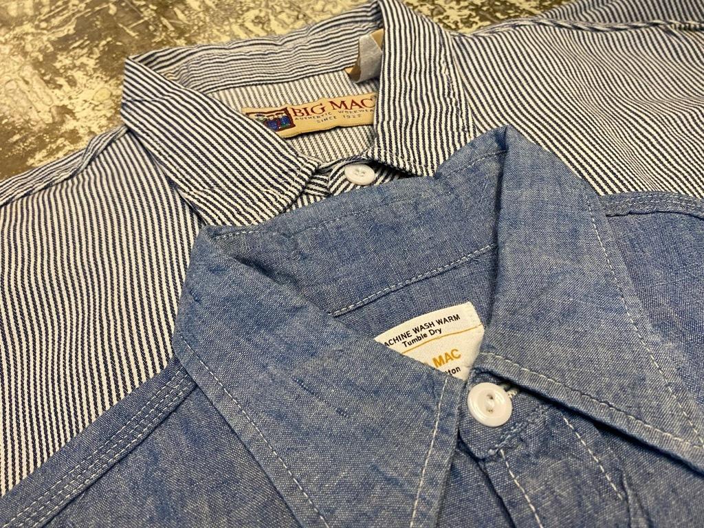 7月10日(土)大阪店スーペリア&ヴィンT入荷日‼ #7 MIX編 Levi\'s501 MadeInUSA,BIG MAC&Polo Shirt!!_c0078587_16145922.jpg
