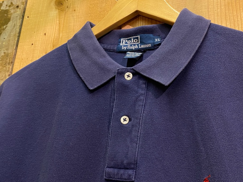 7月10日(土)大阪店スーペリア&ヴィンT入荷日‼ #7 MIX編 Levi\'s501 MadeInUSA,BIG MAC&Polo Shirt!!_c0078587_16204947.jpg
