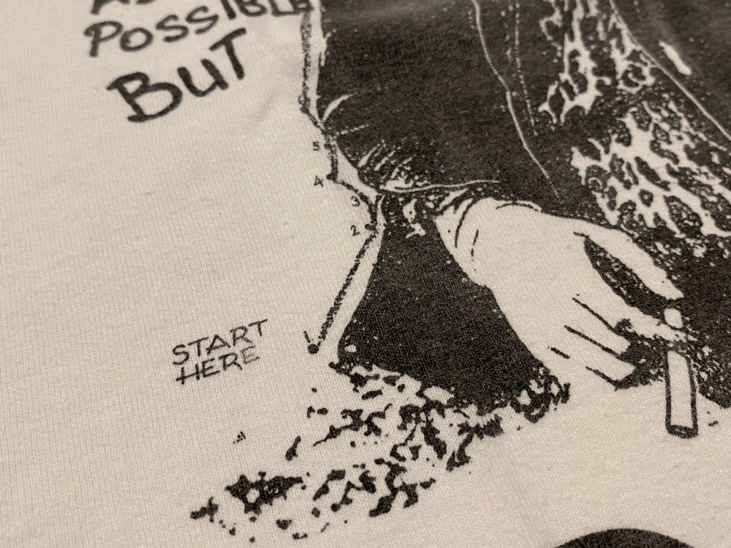 7月10日(土)大阪店スーペリア&ヴィンT入荷日‼ #6 1980s~USA Old T-Shirt編!!SID VICIOUS !!_c0078587_23082886.jpg