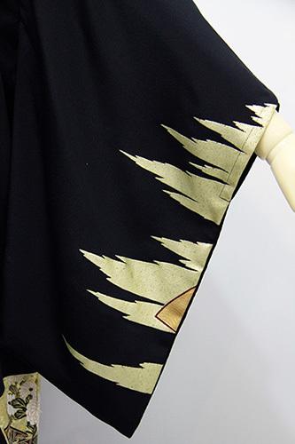 留袖の新しいスタイル☆黒留袖の和ドレス_b0098077_20251802.jpg