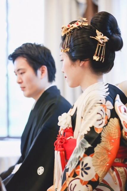 可憐な花嫁姿に感激です・成人式~花嫁のお仕度させて頂きました。_b0098077_21132545.jpg