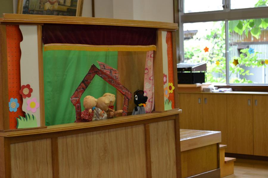 今日は、上宮第二幼稚園の「お誕生会」でした。_d0353789_15475588.jpg