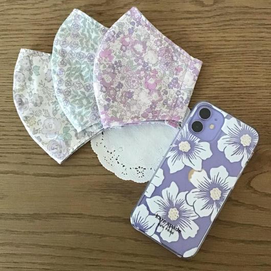 iPhone12mini☆パープルにしました!_d0360901_08373716.jpg