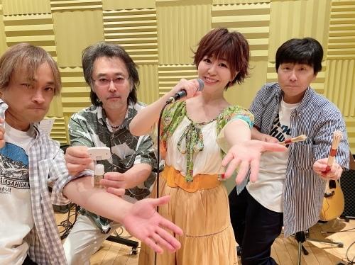 『米倉千尋 Birthday Acoustic Online Live 2021』8月19日開催決定!_a0114206_00332634.jpeg
