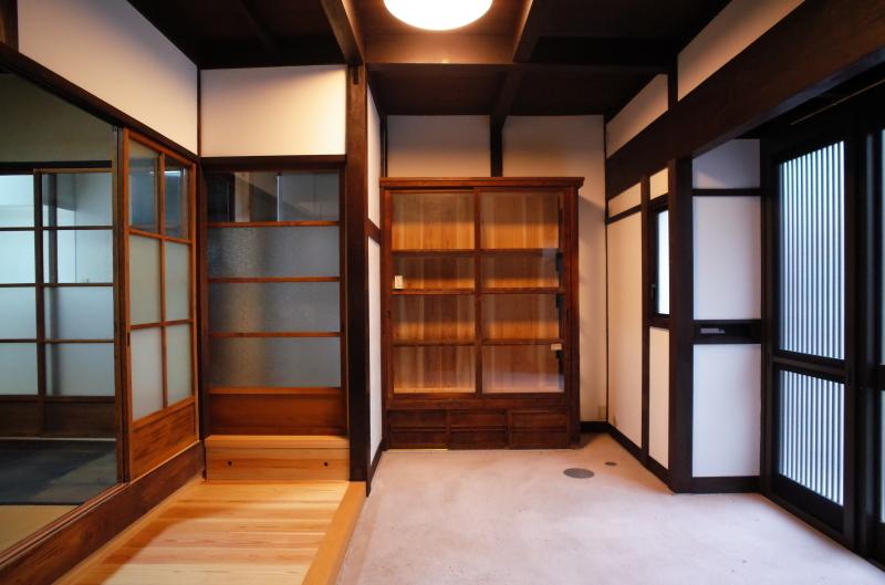 町家改修54 ミセノマ_e0360218_09230151.jpg