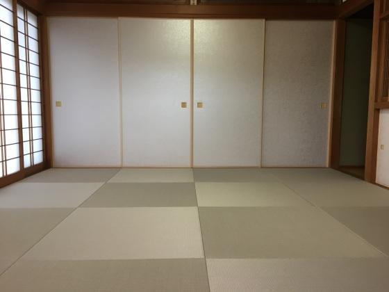 【習志野市鷺沼】44%off琉球畳の格安販売レポート&施工例_b0142750_10390588.jpeg