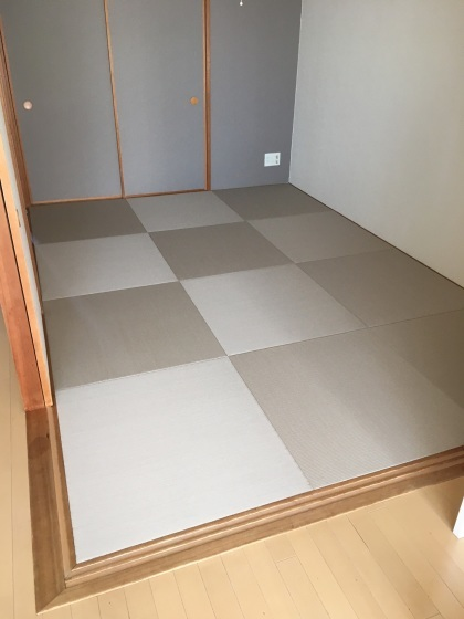 【浦安市当代島】44%off琉球畳の格安販売/施工例&レポート_b0142750_10464818.jpeg