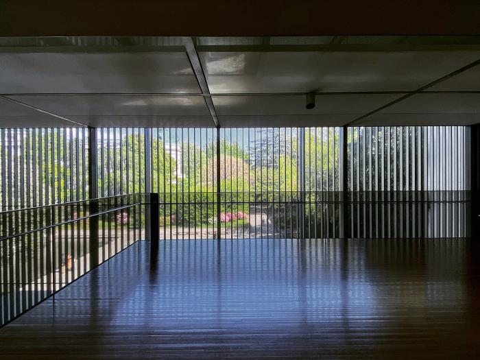 東京文化会館 / 法隆寺宝物館 / iPhone 11_c0334533_16361903.jpg