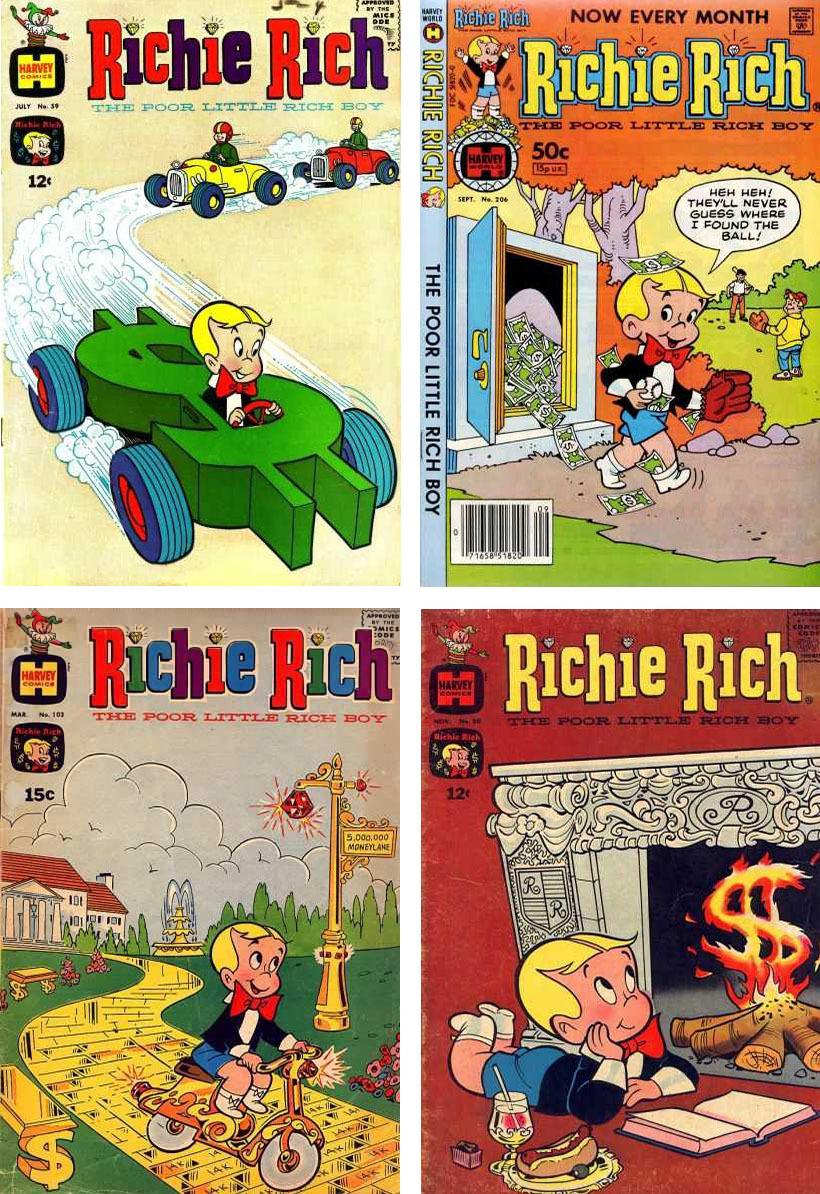 リッチー・リッチが元ネタのフィギュアです_a0077842_00345121.jpg