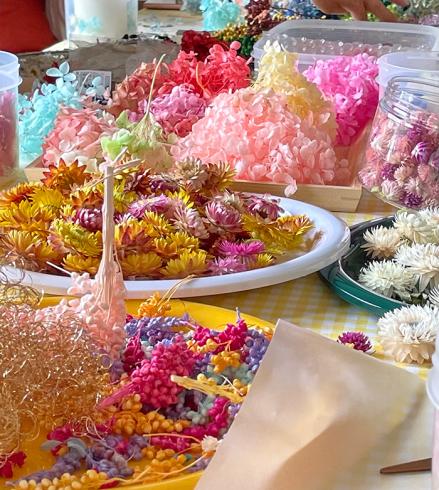 特別教室【ボタニカルアロマキャンドルWS orchid.candle】が開催されました_a0017350_19031355.jpg