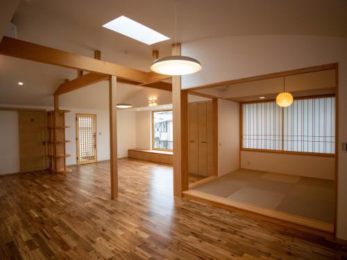 生駒の家Ⅱセカンドハウス_c0229455_17071735.jpg