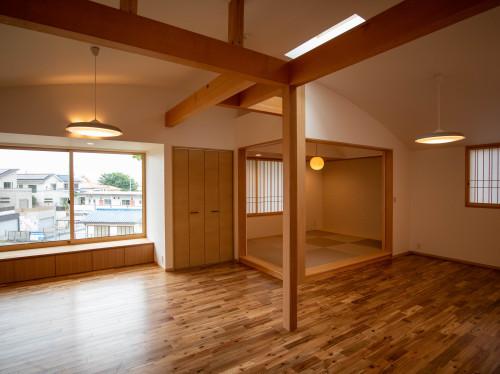 生駒の家Ⅱセカンドハウス_c0229455_17074837.jpg