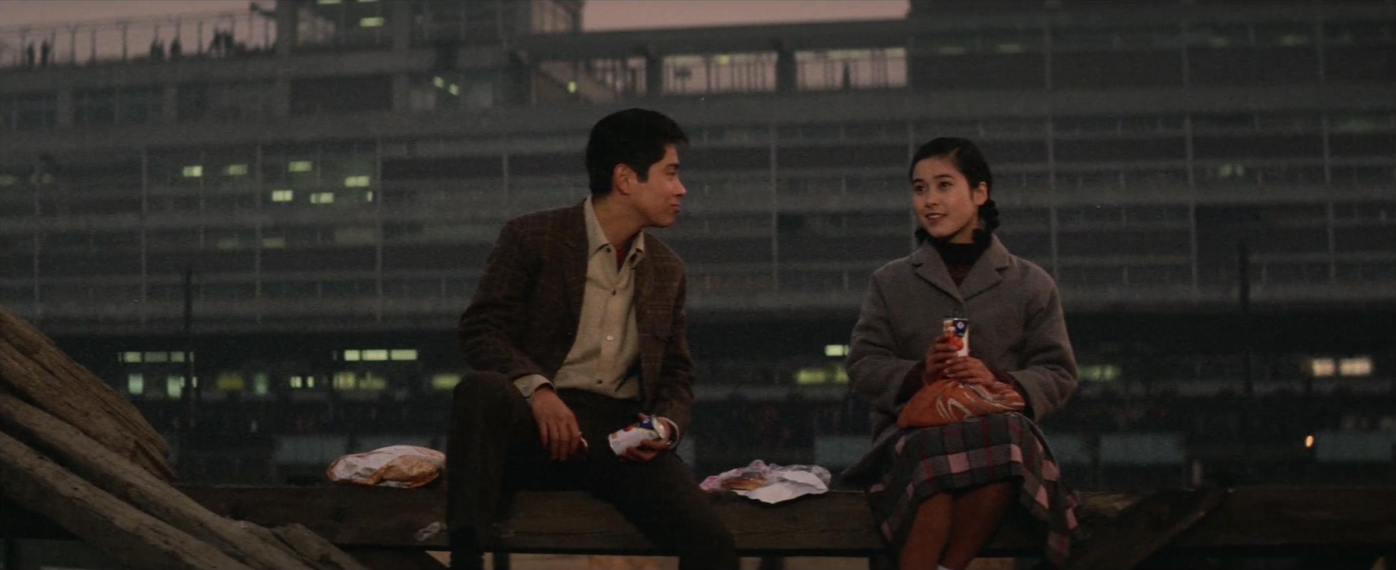 西尾三枝子(Mieko Nishio)「美しい十代」(1964)《前編》_e0042361_21081584.jpg