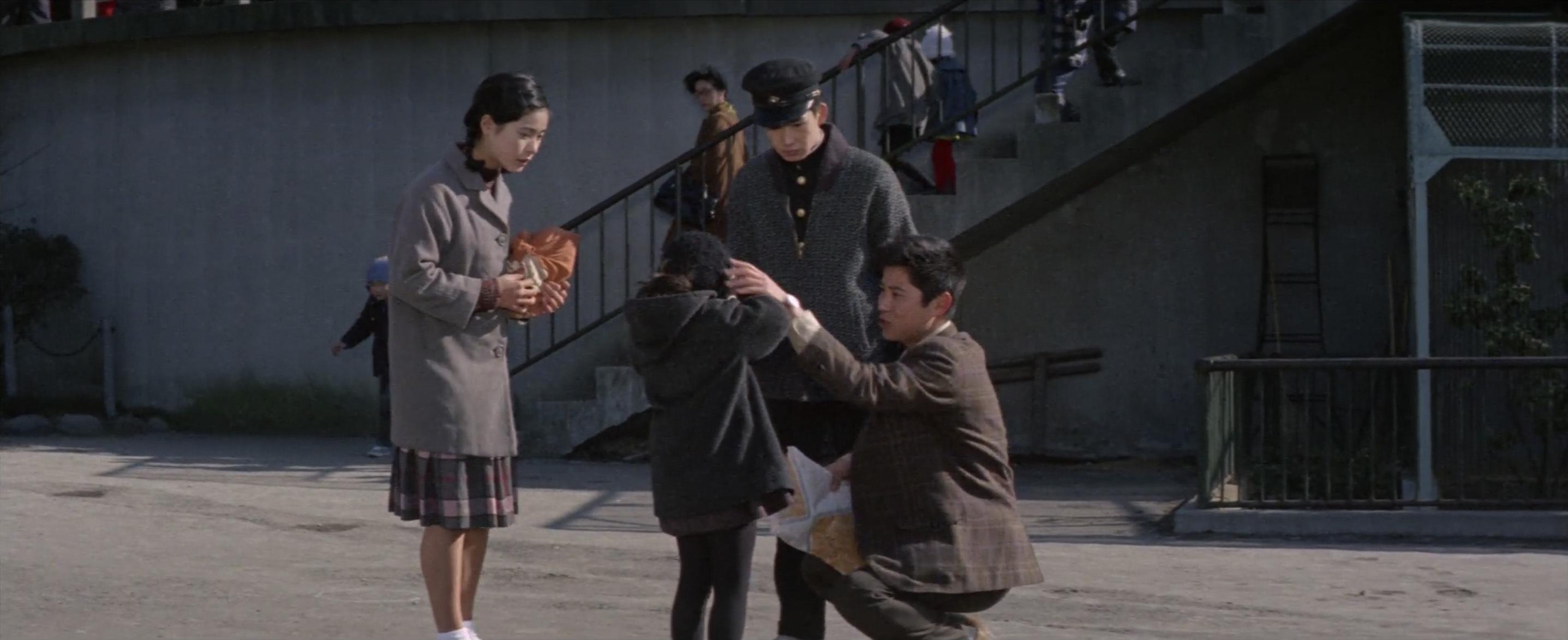 西尾三枝子(Mieko Nishio)「美しい十代」(1964)《前編》_e0042361_21082088.jpg